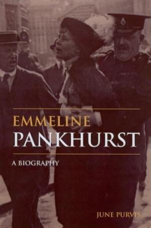 Ævisaga Emmeline Pankhurst eftir June Purvis