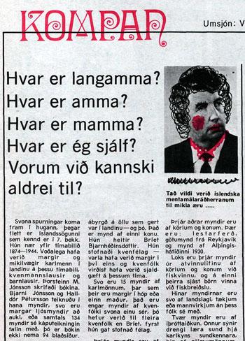Þjóðviljinn 10. nóv. 1974