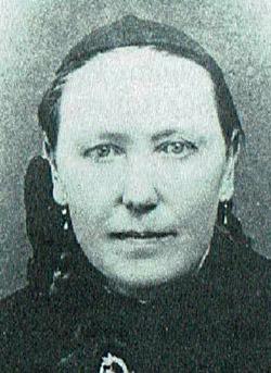 Rósa Jónsdóttir lauk ljósmæðrapróf frá hinni konunglegu fæðingarstofnun í Kaupmannahöfn árið 1860