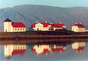 Ljósmyndin er fengin að láni af síðu forsetaembættisins.