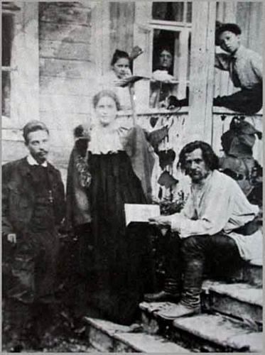 Lou og Rilke