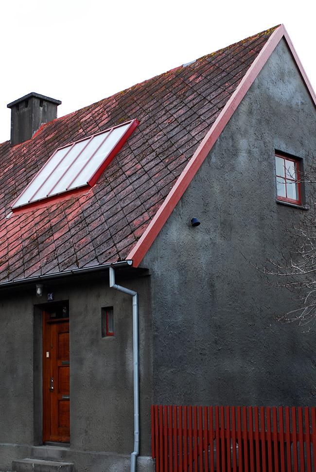 Safn Ásgríms Jónssonar við Bergstaðastræti.