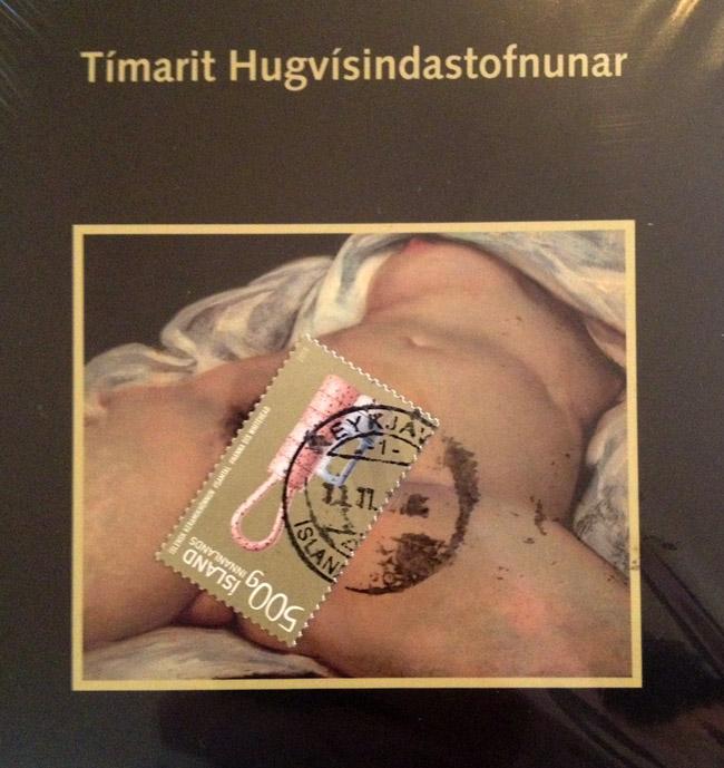 Ritið er byrjað að berast til áskrifenda í pósti.