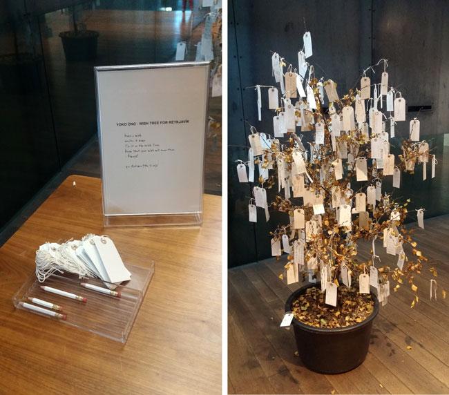 Yoko Ono, Wish Tree.