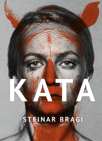 Bókarkápa bókarinnar Kata eftir Steinar Braga